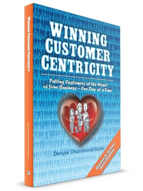 Winning Customer Centricity - The Book