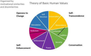 theory of basic human values