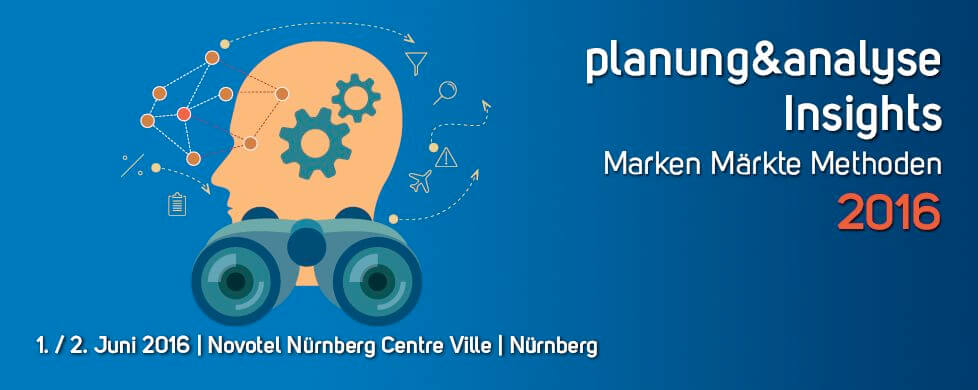 Planung & Insights Conference 2016