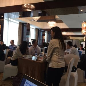 C3Centricity Training session in China