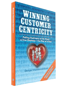 Winning customer centricity for marketers