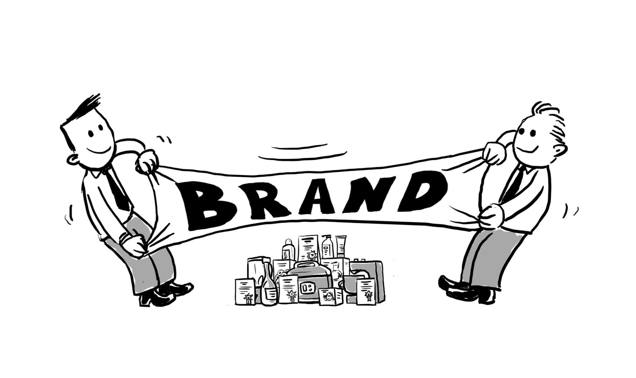 Customer centric brand building
